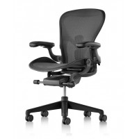 AERON Office Chair - Graphite B Size